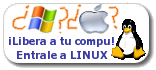 Cambiese a Linux